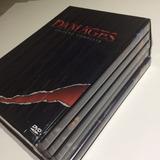 Box Dvd Damages Todas As Temporadas