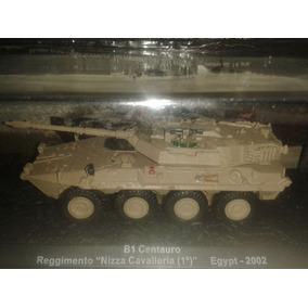 Miniatura Tanque Centauro B1 Escala 1:72 Novo / Lacrado !!!