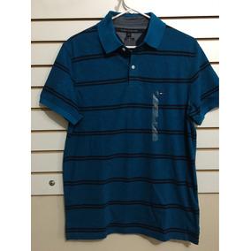 992c6505d79b9 Camiseta Tipo Polo Tommy Hilfiger Men Medium - Ropa - Mercado Libre ...
