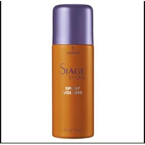 Spray De Volume Styling Siage 150ml Eudora