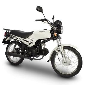 Moto Italika Dt110 Blanco