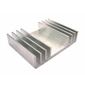Dissipador De Calor Alumínio Cortado Sob Medida Para Leds