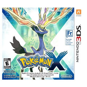 Videojuego Pokemon X Nintendo 3ds Gaming Gamer