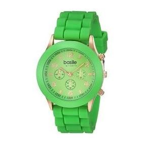 Reloj Basile 543575485 Verde
