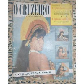 Revista O Cruzeiro De 1954