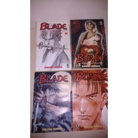 Manga Blade A Lamina Do Imortal Do 1 Ao 22 Conrad - Baixou!