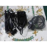 Cargador, Cable Usb Y Audífonos Sony Ericsson C510 Cybershot