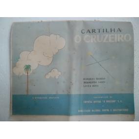 Cartilha Contra Analfabetismo Editora O Cruzeiro Anos 50