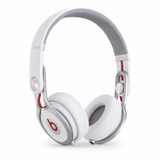 Audífonos Beats Mixr On-ear Color Blanco. R Y M