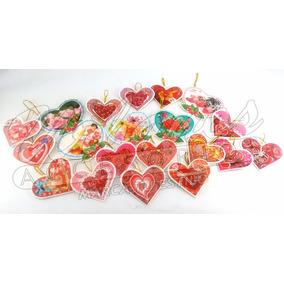 120 Mini Tarjetas San Valentin, San Valentin