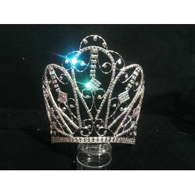 Corona Para Reina, 15 Años, Carnaval, Tiara De Cristal
