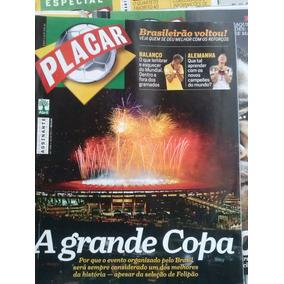 Placar Revista De Julho De 2014