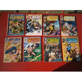 Conan Colorido - Formatinho Anos 90 Complete Sua Coleçao