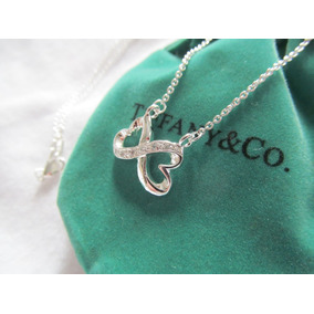 21ab425aab7f0 Colar Key Infinit Tiffany T Co Prata 925 Chave Return - Joias e ...