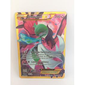Carta Pokémon Gardevoir Ex 116/114