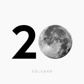 Cd+dvd Soledad 20 Años Open Music Sy