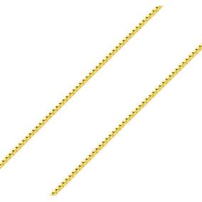 4c13ef5bf6200 Corrente Veneziana Ouro Peso 2 Gramas Com 40 Cm - Colar no Mercado ...