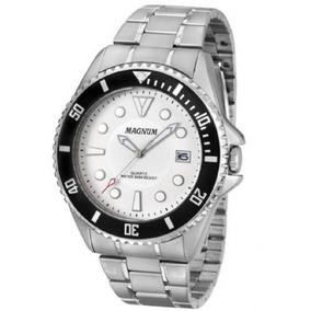 d8ce3efef86 Relógio Magnum 100% Original Analógico E Digital - Relógio Masculino ...