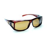 7ef657fd839ee Óculos Sol Pesca Polarizado Jf Sun Loci Fit Over