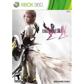 Final Fantasy Xiii-2 - Jogo Xbox 360 Original Novo -lacrado
