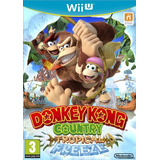 Donkey Kong Country: Tropical Freeze Wii U Sellado! Original
