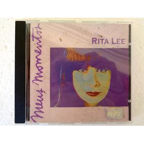 Cd Original Rita Lee Meus Momentos