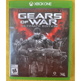 Gears Of War Ultimate Edition Xbox One Play Magic