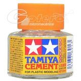 Tamiya Pegamento Cemento 20 Ml. / Revell Italeri Testors Amt