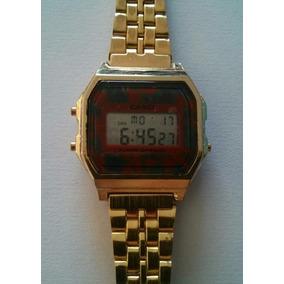 8695abda986 Relogio Cassio Mini Retro Camuflado - Relógios De Pulso no Mercado ...