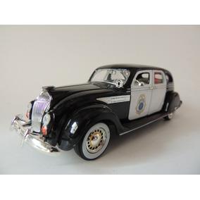 Carro De Polícia - Chrysler Airflow 1936 Police 1:32 (p 9)