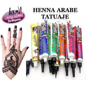 Henna Tatuajes En Mercado Libre Mexico