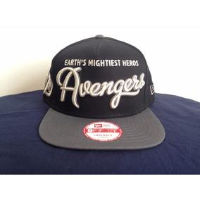 Bone New Era Avengers Snapback - Bonés para Masculino no Mercado ... 6eb769494c6