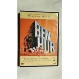Dvd Filme Ben-hur Duplo Original Em Bom Estado