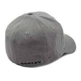 Boné Oakley Aba Curva Tincan Cap Grigio Scuro L xl 56c0d9f80f5