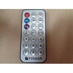 Controle Remoto Frahm Modelo Mf470 E Outros Modelos Slim