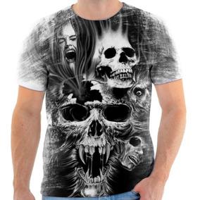 Camisetas Com Estampas Massa Para Rockeiros - Calçados 7cc1573dec6