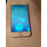 Se Vende Iphone 6 Dorado De 16 Gb!