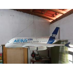 Maquete Do Avião Air Bus A380