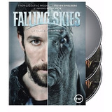 Dvd Falling Skies - 5ª Quinta Temporada Lacrado