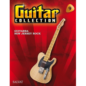 Guitar Collection Salvat 9 Guitarra New Jersey Rock