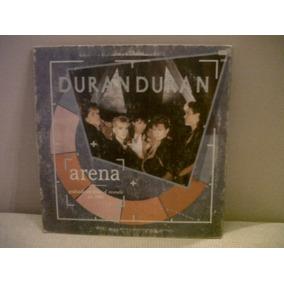 Tapa Disco Vinilo Duran Duran Arena