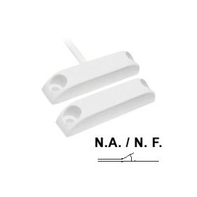Sensor Magnetico De Sobrepor Reversível Na E Nf
