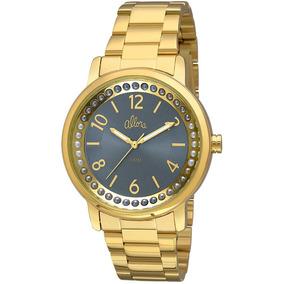 Relógio Allora Feminino Ref: Al2035fia/4a
