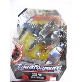 Star Wars Transformers - Clone Pilot Arc-170 Starfighter