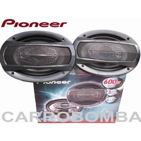 Cornetas Pioneer 600w Modelo 2017 Nuevas 5 Vias De Audio