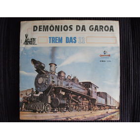musica demonios da garoa trem das onze