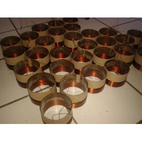 Bobina P/ Eros 3k Fio Alumínio - Pacote C/ 10 Peças R$395,00