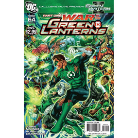Dc Green Lanterns - Volume 64