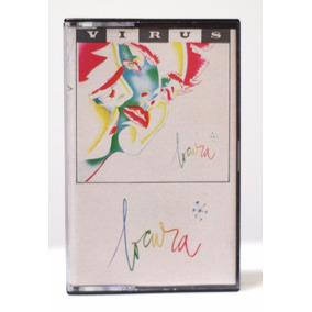 Cassette Virus Locura 1985 Rock Nacional New Wave // Nuevo!
