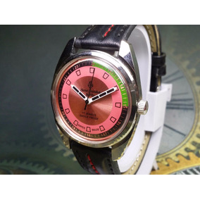 9f6b803b7d2 Relógio Henri Sandoz   Fils Swiss Made A Corda Autêntico
